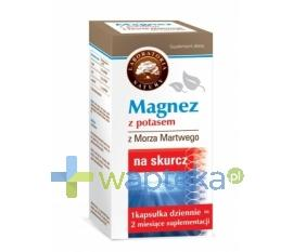 Magnez z potasem 30 kapsułek