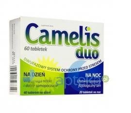 Camelis DUO 60 tabletek
