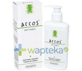 Accos Płyn myjący przeciw trądzikowy 175ml