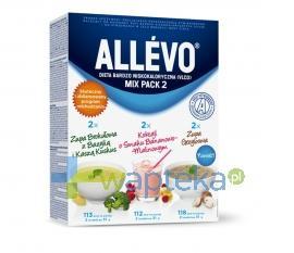 Allevo Mix Pack 2 proszek 185g
