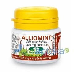 Alliomint 30 tabletek