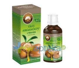Olej arganowy z Maroka BIO 50 ml LABOLATORIA - Krótka data ważności 31-10-2016