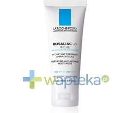 LA ROCHE ROSALIAC UV RICHE krem naiwlżający SPF15 bogata konsystencja 40ml