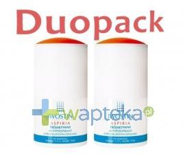 IWOSTIN ASPIRIA Antyperspirant trójaktywny o przedłużonym działaniu Roll-on Duopack 2 x 60 ml