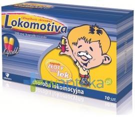 Lokomotiva 10 kapsułek