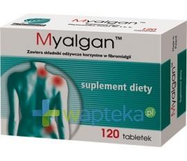 Myalgan 120 tabletek