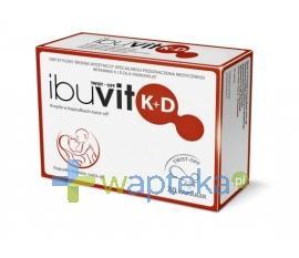 Ibuvit K+D Twist-off 30 kasułek