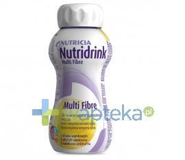 Nutridrink Multi Fibre waniliowy 200ml