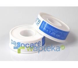 Plaster włókninowy na rolce 5m x 1,25cm PASOCARE