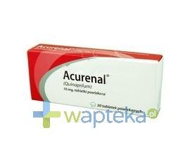 Acurenal tabletki powlekane 40mg 30 sztuk
