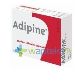 Adipine 10mg tabletki 30 sztuk