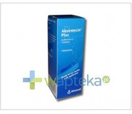 Aknemycin Plus płyn do stosowania na skórę 25 ml