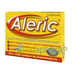 Aleric tabletki 10 mg 60 sztuk