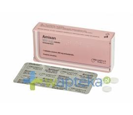 Amisan 200 mg tabletki 30 sztuk
