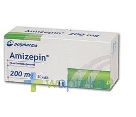 Amizepin tabletki 200 mg 50 sztuk