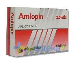 Amlopin 5 mg tabletki 30 sztuk