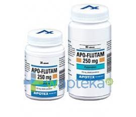 Apo-Flutam tabletki powlekane 250mg 30 sztuk