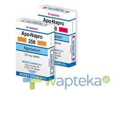 Apo-Napro 250mg tabletki 30 sztuk