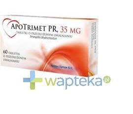 ApoTrimet PR 35mg tabletki 60 sztuk