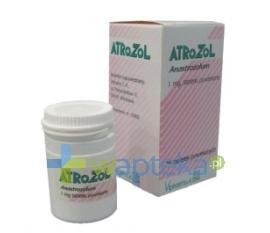 Atrozol tabletki powlekane 1 mg 28 sztuk