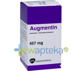 Augmentin 457/5ml zawiesina doustna 70ml