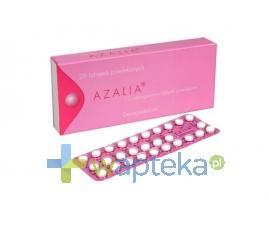 Azalia 75 mcg tabletki powlekane 28 sztuk