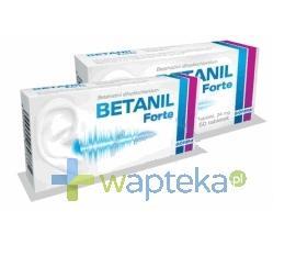 Betanil forte 24 mg tabletki 50 sztuk