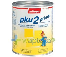 MILUPA PKU 2 Prima granulat 500 g