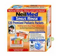 SINUS RINSE Zestaw Uzupełniający Do Płukania Nosa I Zatok Dla Dzieci