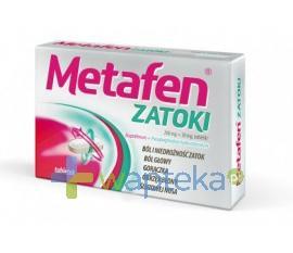 Metafen Zatoki 10 tabletek USTAWA!