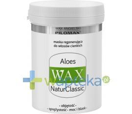 Pilomax WAX HENNA Aloes MASKA włosy cienkie i przetłuszczające się 240g 6576