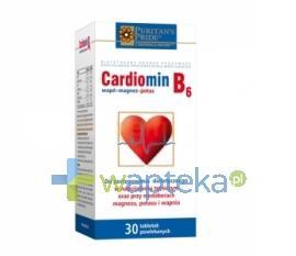 Cardiomin B6 30 tabletek
