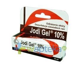 Jodi Gel 10% żel 10ml