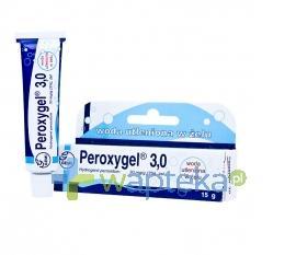Peroxygel 3% żel 15 g