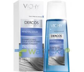 VICHY DERCOS Szampon Mineralny 200ml