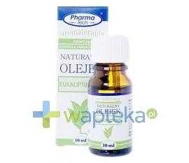 Olejek eukaliptusowy 10 ml PHARMATECH