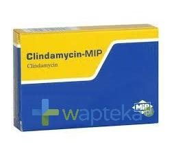 Clindamycin MIP 600 tabletki powlekane 600mg 30 sztuk