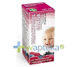 Paracetamol syrop 100 ml 7615