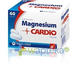 Magnesium Cardio 60 tabletek