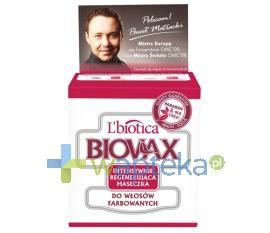 BIOVAX Maseczka intensywnie regenerująca do włosów farbowanych 250 ml