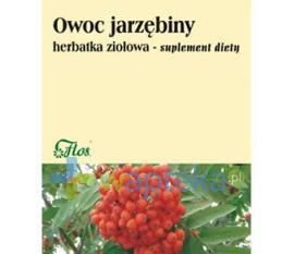 Zioła Owoc Jarzębiny 50g