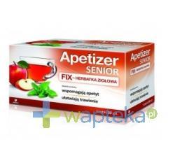 Apetizer Senior Herbatka ziołowa 20 saszetek
