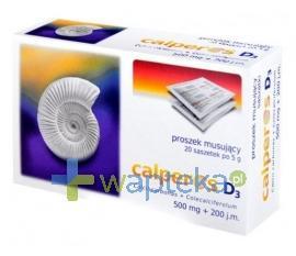 Calperos D3 (Vicalvit) 20 saszetek
