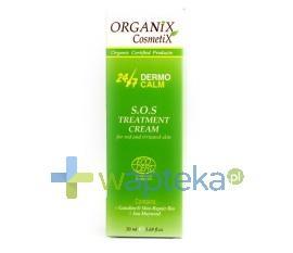 ORGANIX Krem łagodzący dla skóry skłonnej do podrażnień 50ml