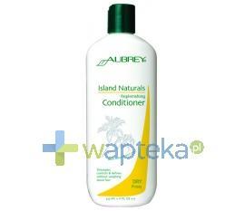AUBREY Island Naturals Odżywka do włosów suchych i puszących się 325ml