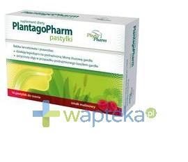 PlantagoPharm 16 pastylek