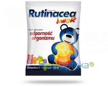Rutinacea Junior żelki 30 sztuk