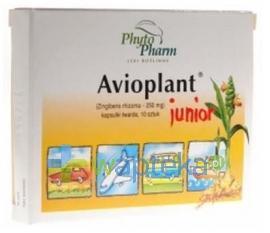 Avioplant Junior 10 kapsułek