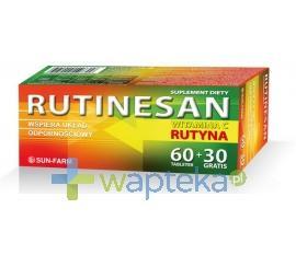 Rutinesan 120 tabletek
