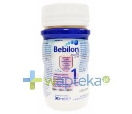 Bebilon 1 z Pronutra płyn płyndoustny 90ml